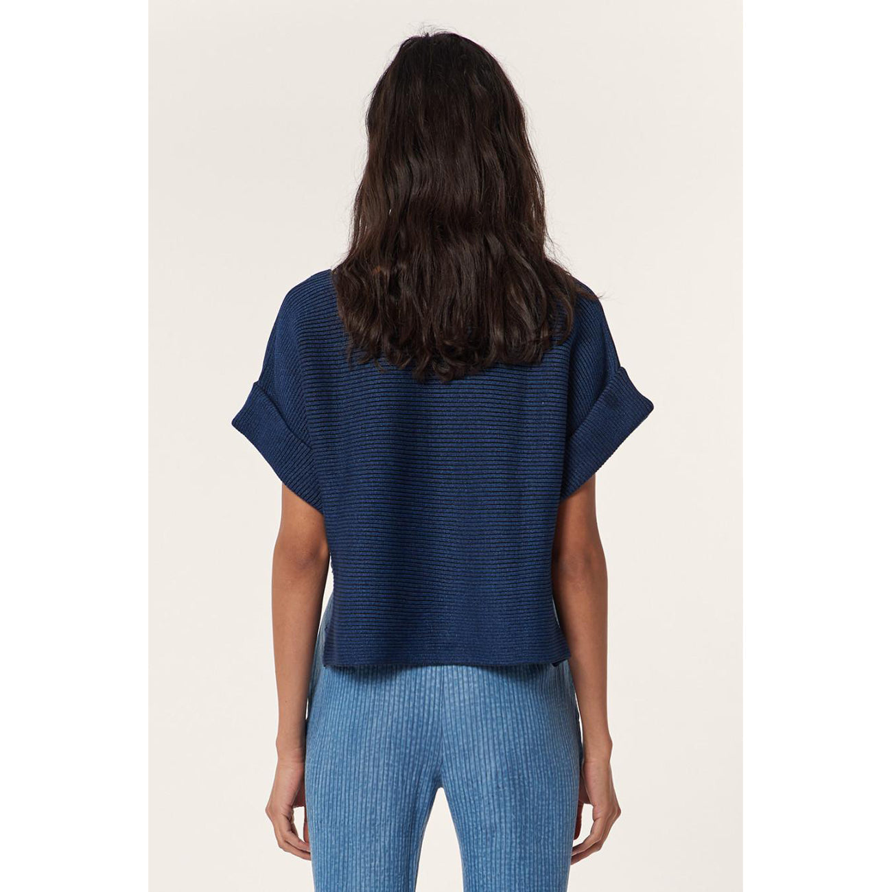 Mara Hoffman Margaret Organic Cotton Pullover Sweater