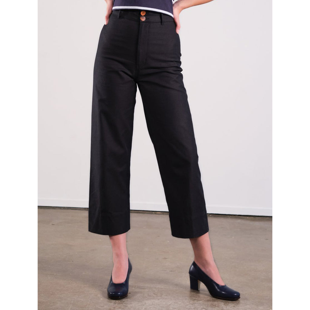 luna pant in noir
