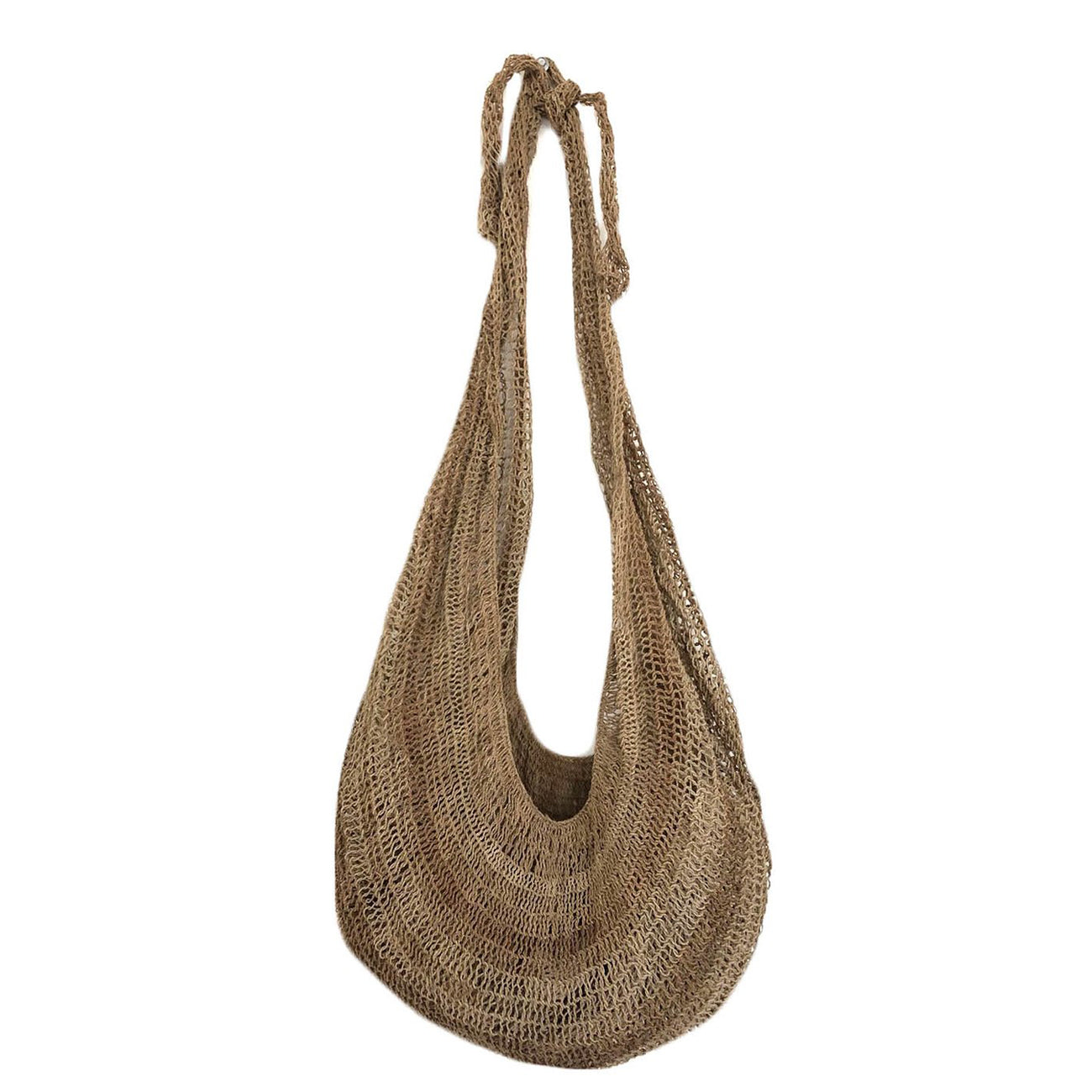 natural fiber bilum bag