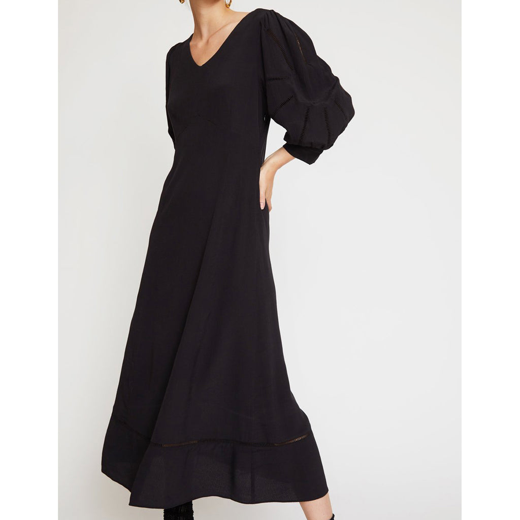 beatrice dress in black
