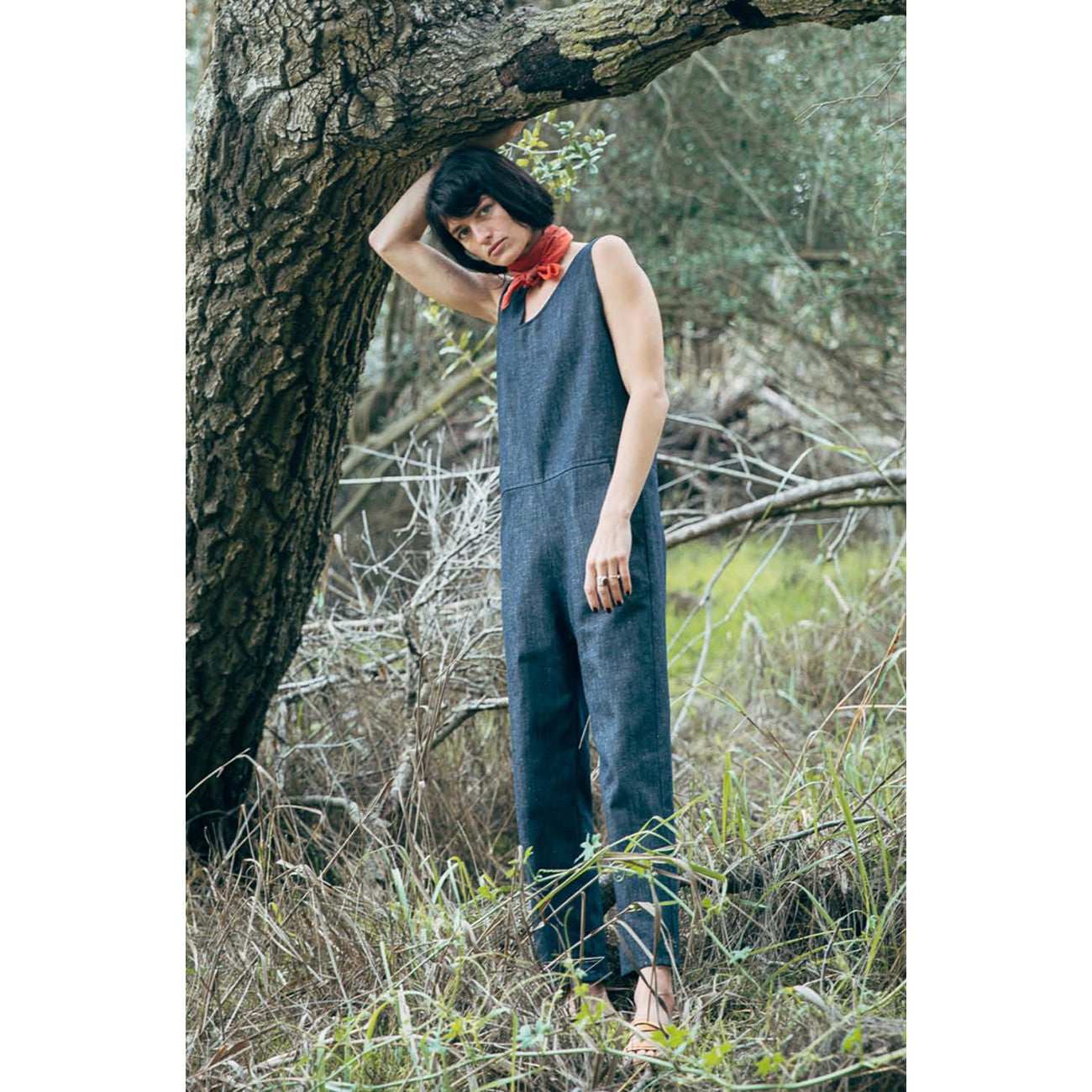 Ozma Denim Coverall