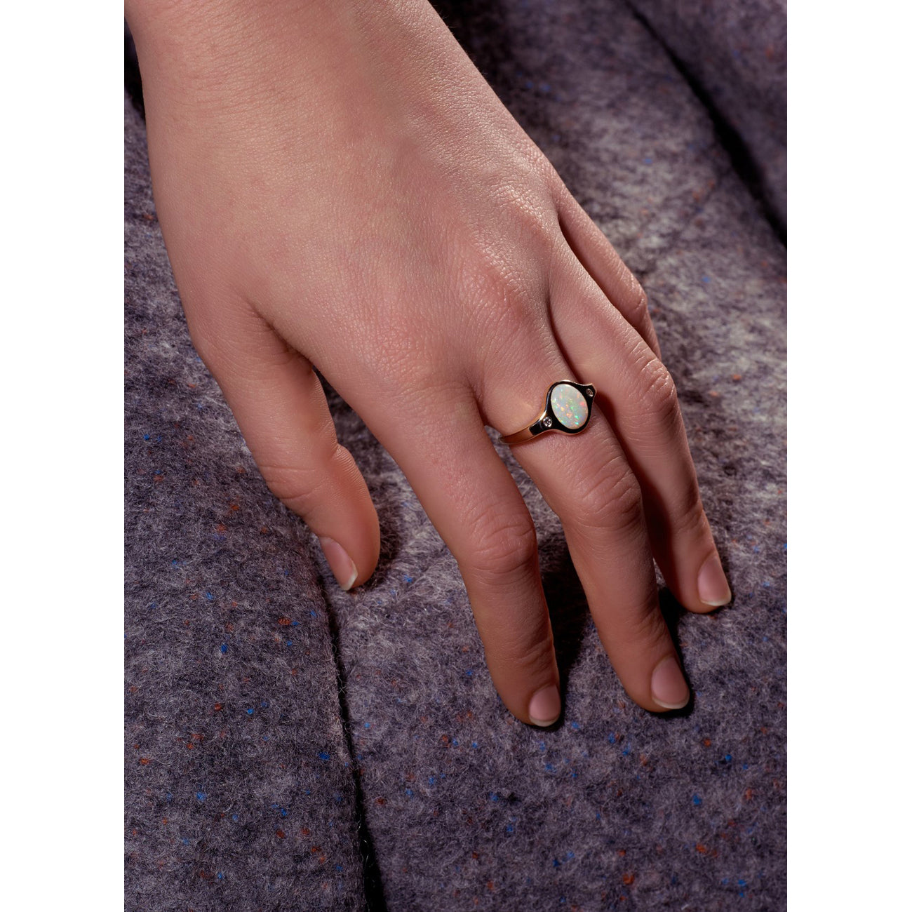 Pamela Love Mini Essential Ring