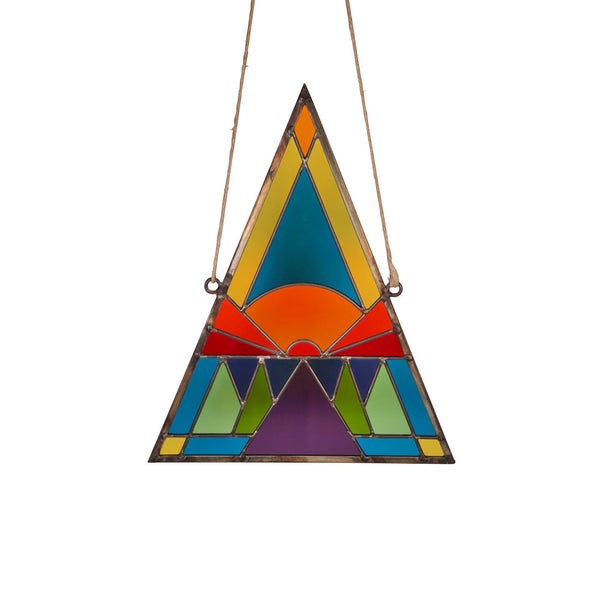 david scheid sunset triangle