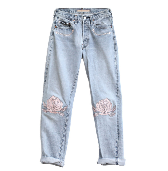 Bliss and Mischief Song of the West Denim