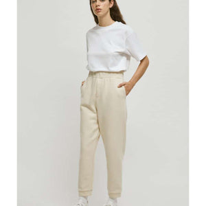 vela pants in beige