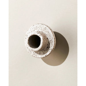 tunnel wall hook in speckled white
