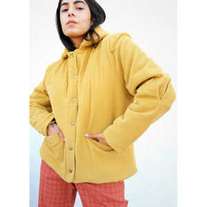 siesta jacket in sol cord