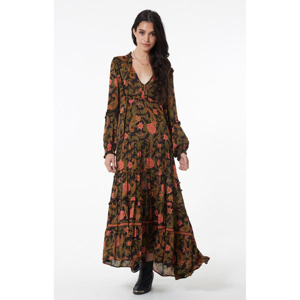 Spell and The Gypsy Collective Etienne Maxi in Noir