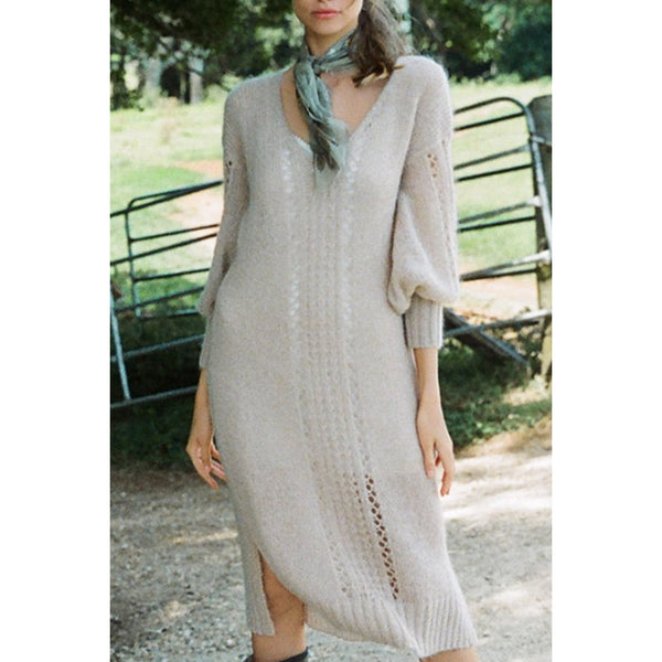Spell & The Gypsy Collective Knit Midi Dress