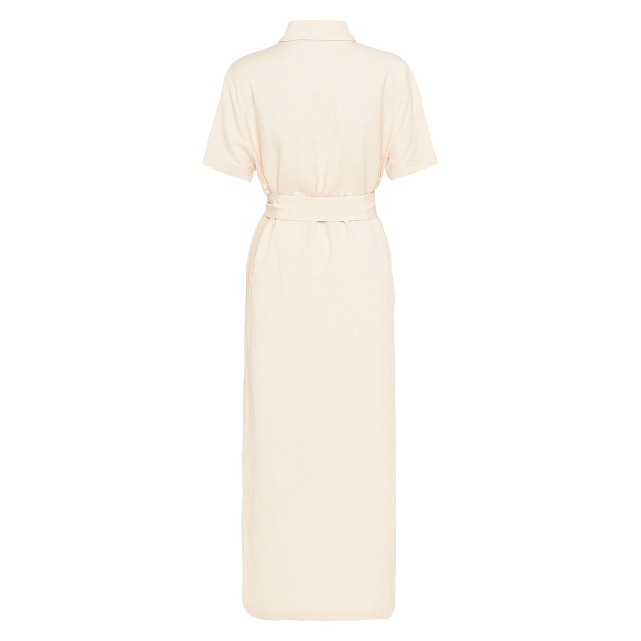 cecile dress in ivory
