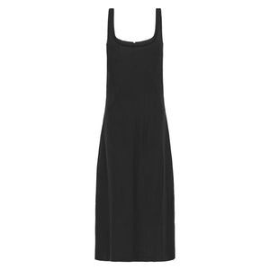 ghita dress in black