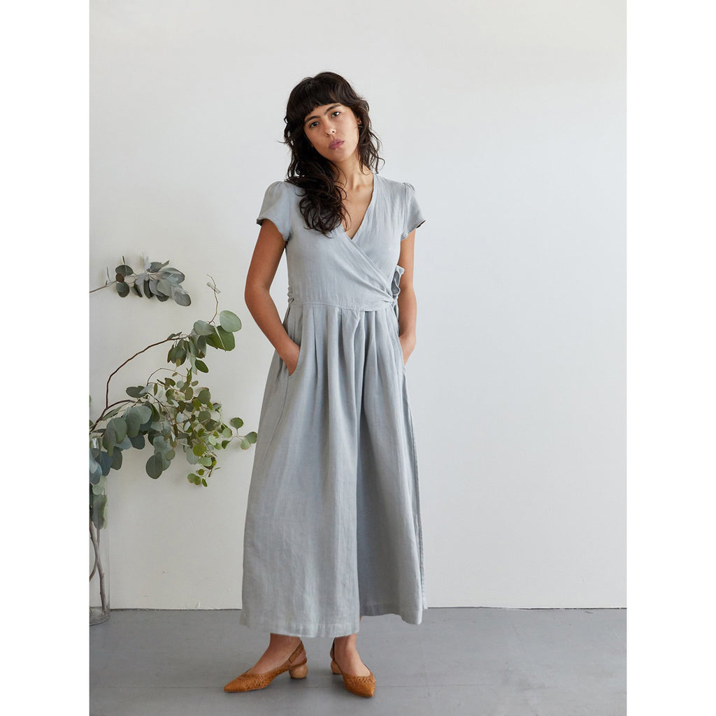 angela jumpsuit in cloud
