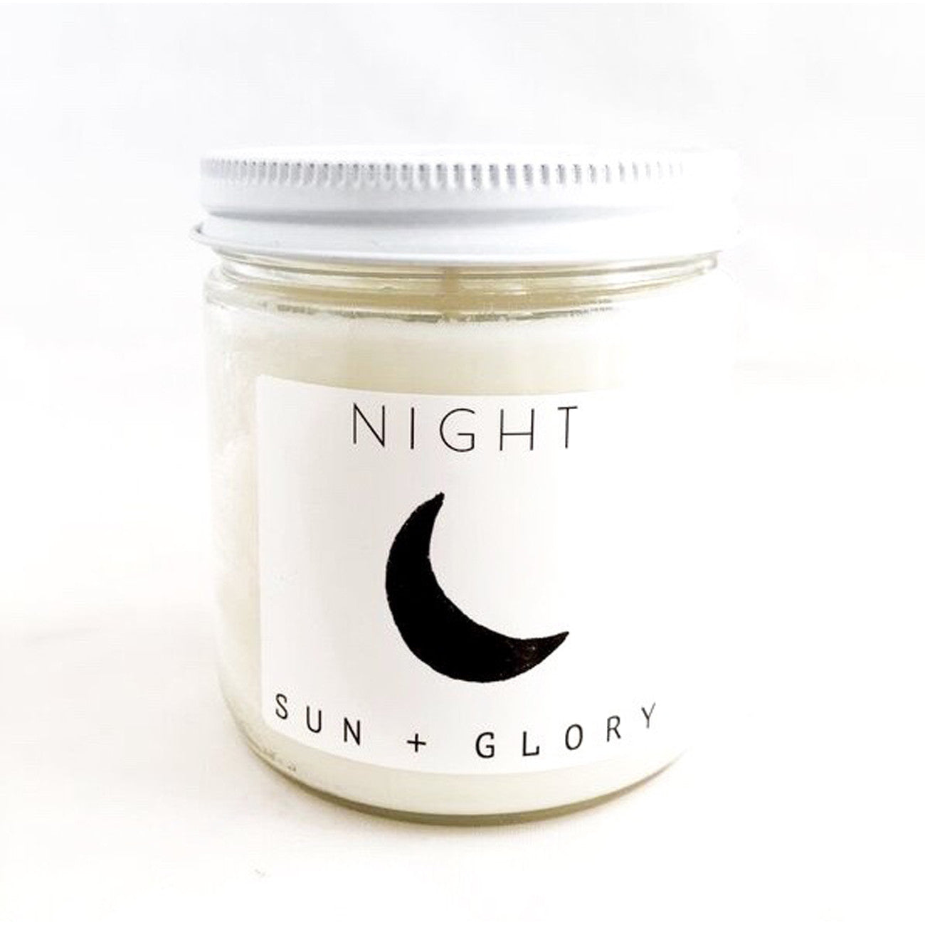 Sun and Glory Night Candle