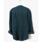 ashton shirt in navy pine