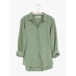 scout shirt in jade