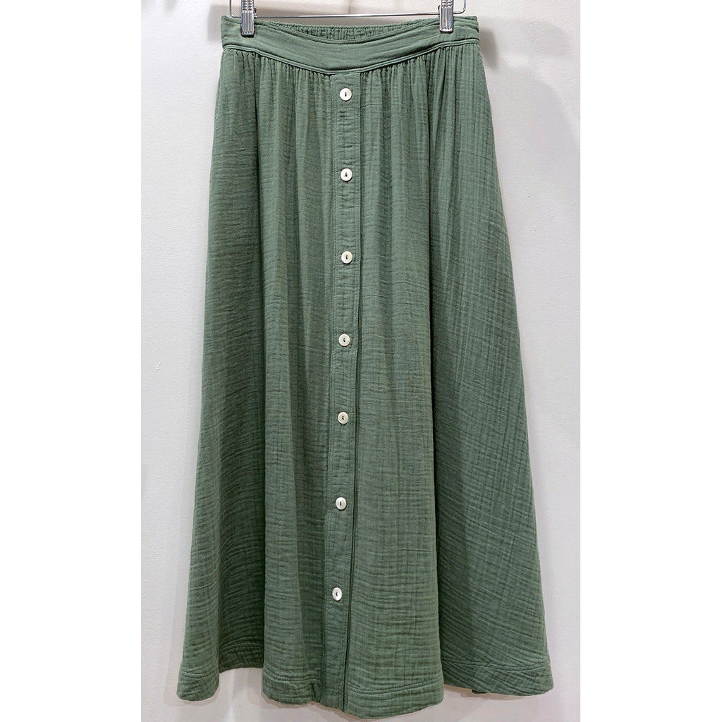 teagan skirt in jade