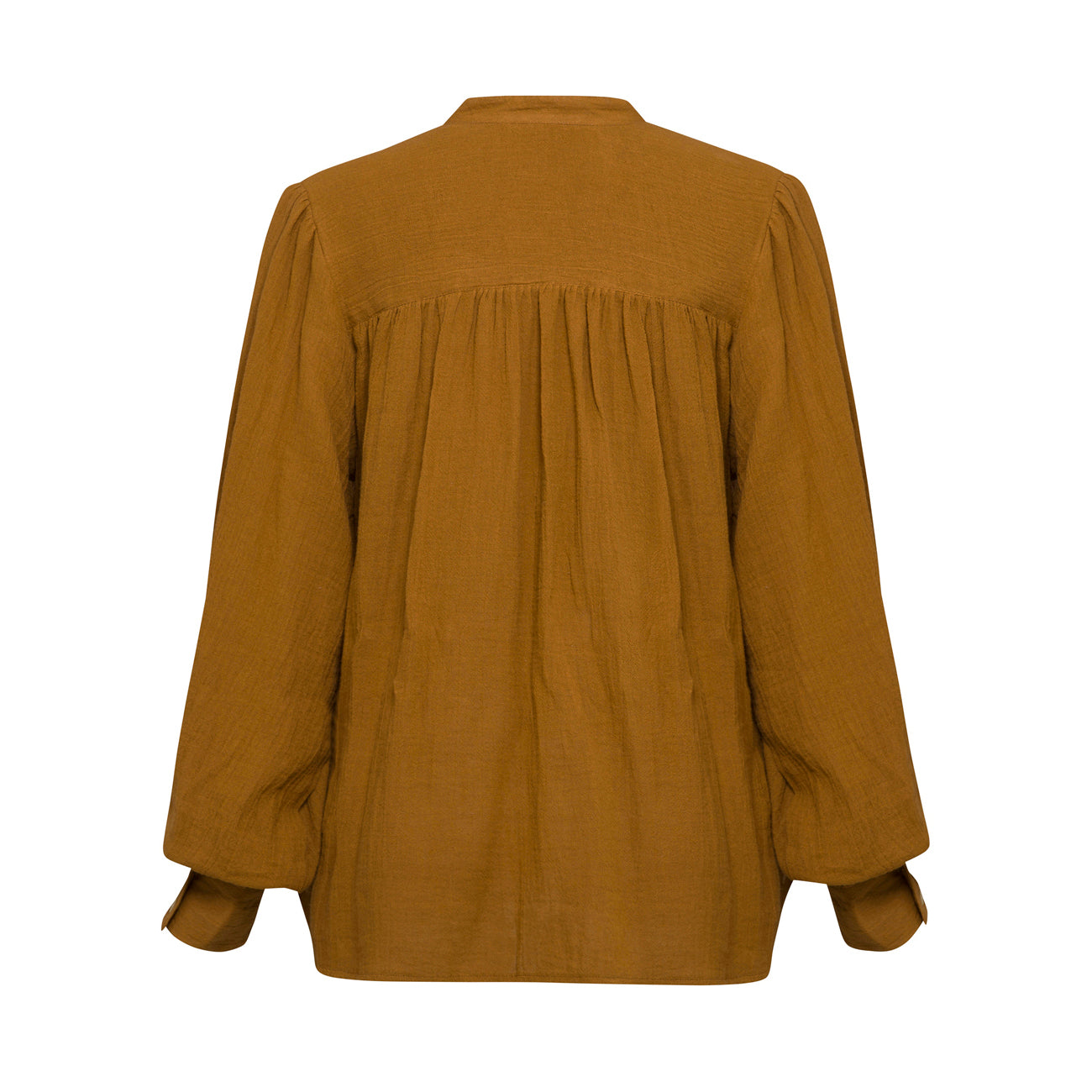 edie shirt in chai