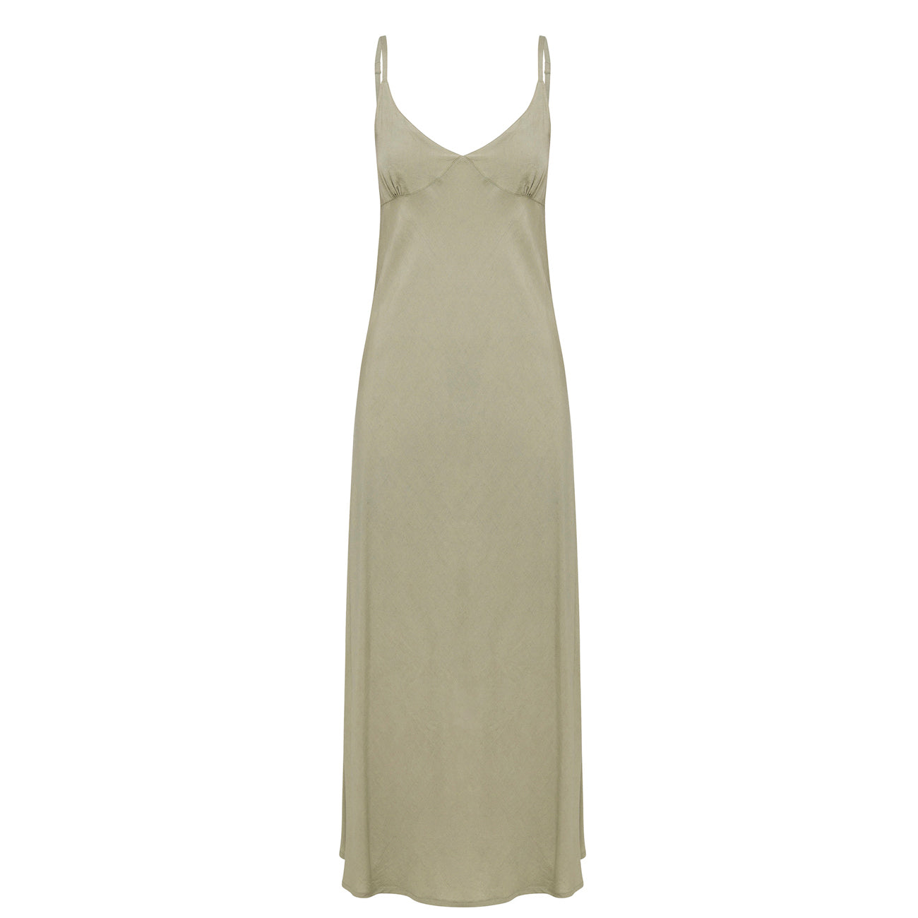 joelle dress in sage