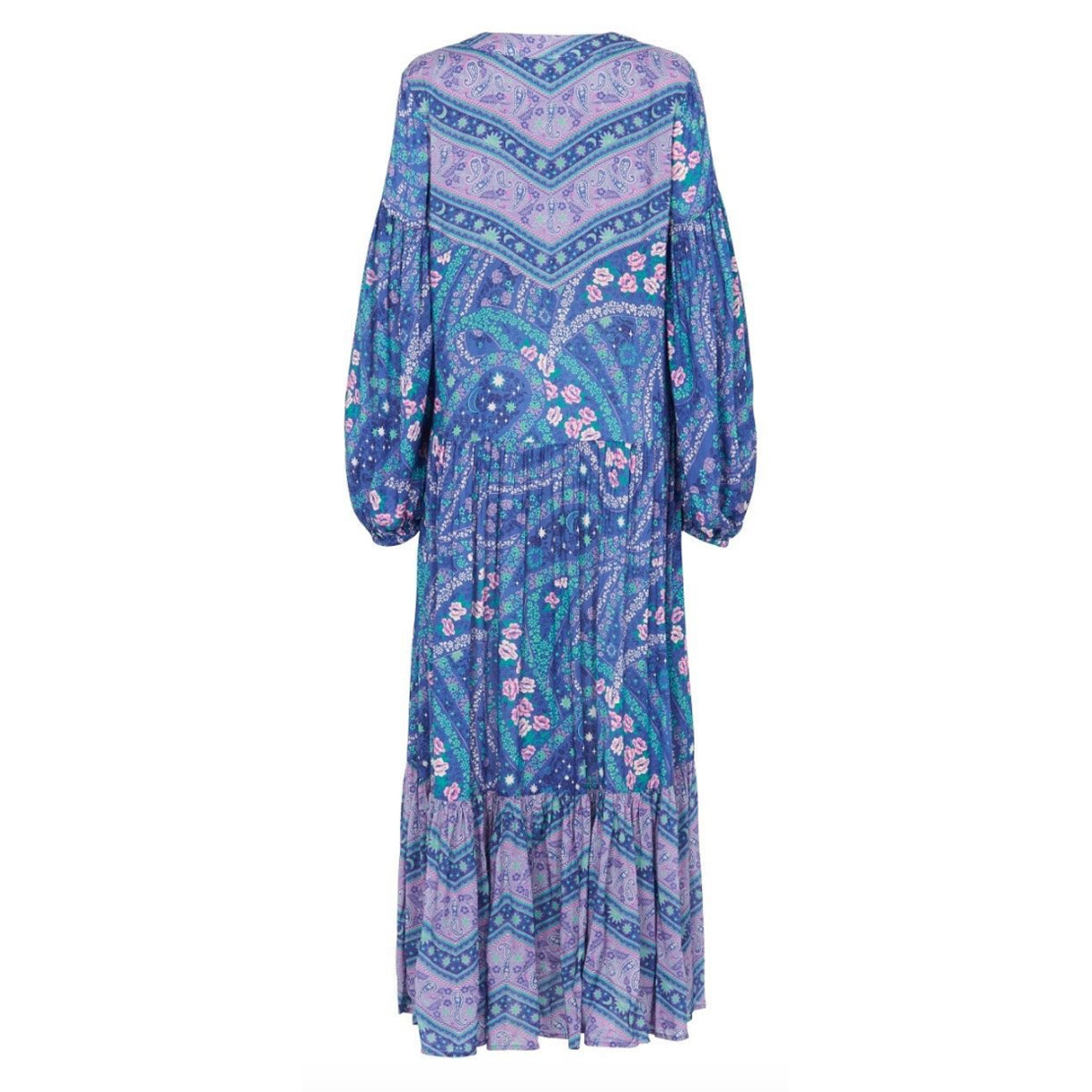 Spell and The Gypsy Collective City Lights Gown in Indigo