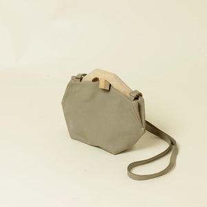 tin bag plus hex in grey