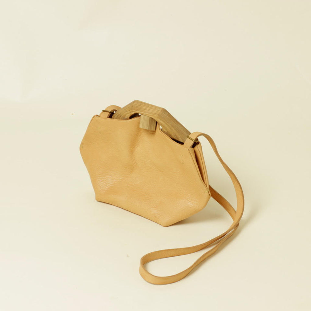 tin bag plus hex in tan