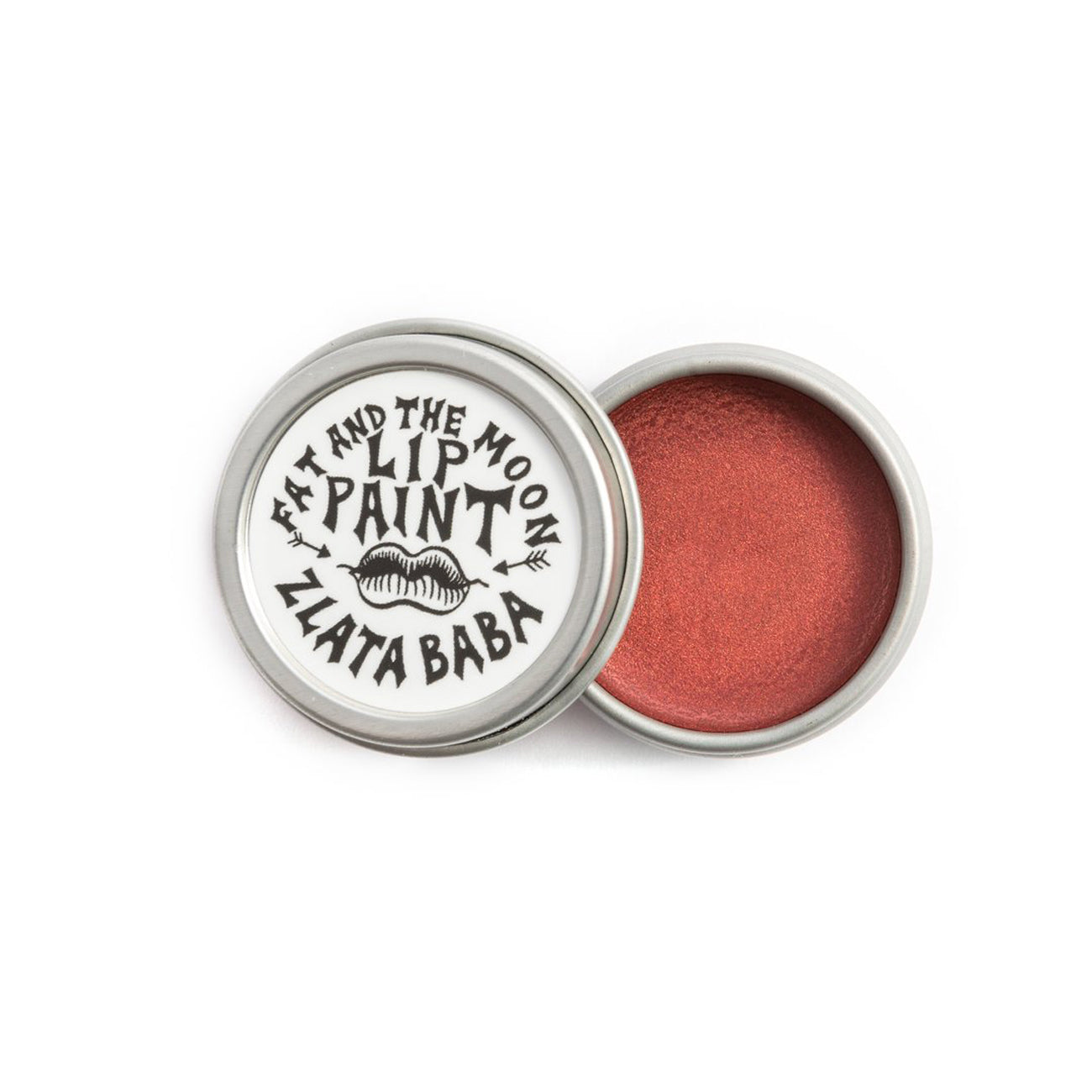 Fat and the Moon Zlata Baba Lip Paint