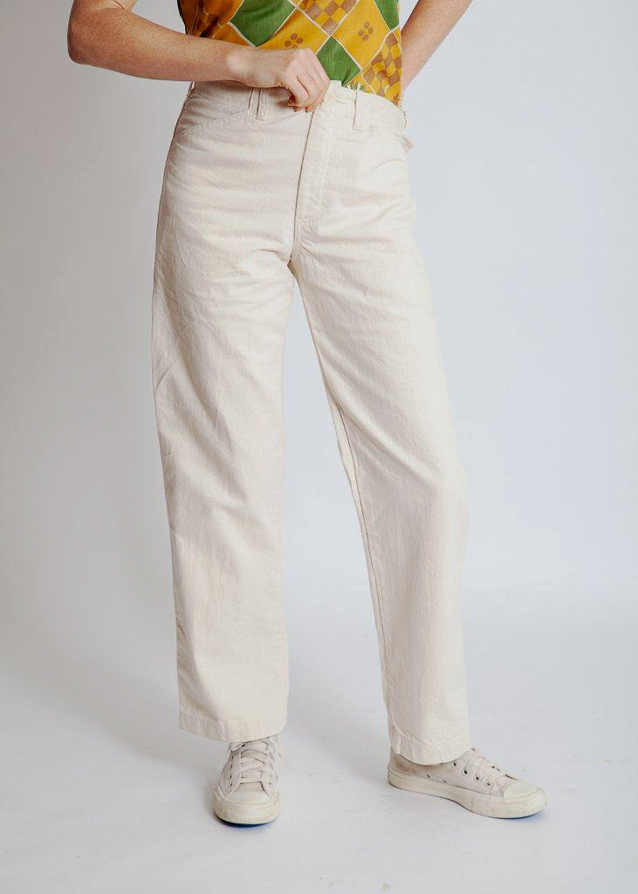 painter pants in natural