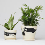 large planter: pebble series