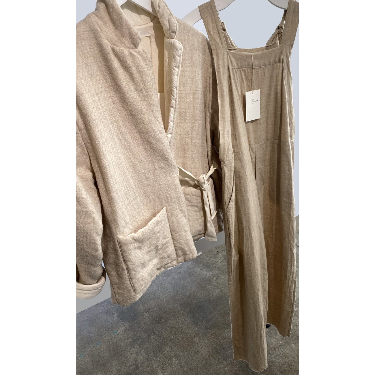 désguisé jacket in beige