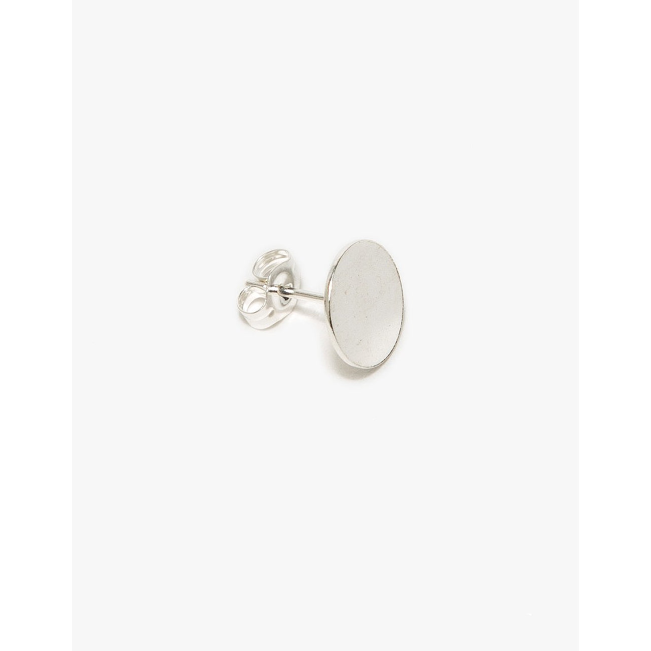 Kathleen Whitaker Sequin Stud in Sterling Silver
