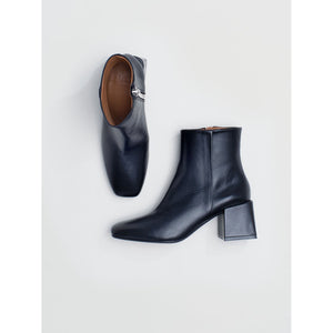 lazaro boot in negro