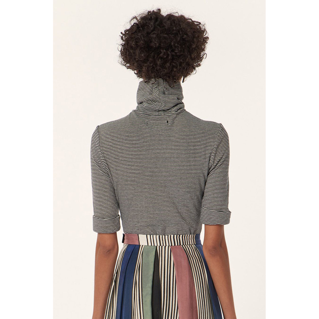 Mara Hoffman Angela Organic Cotton Turtleneck