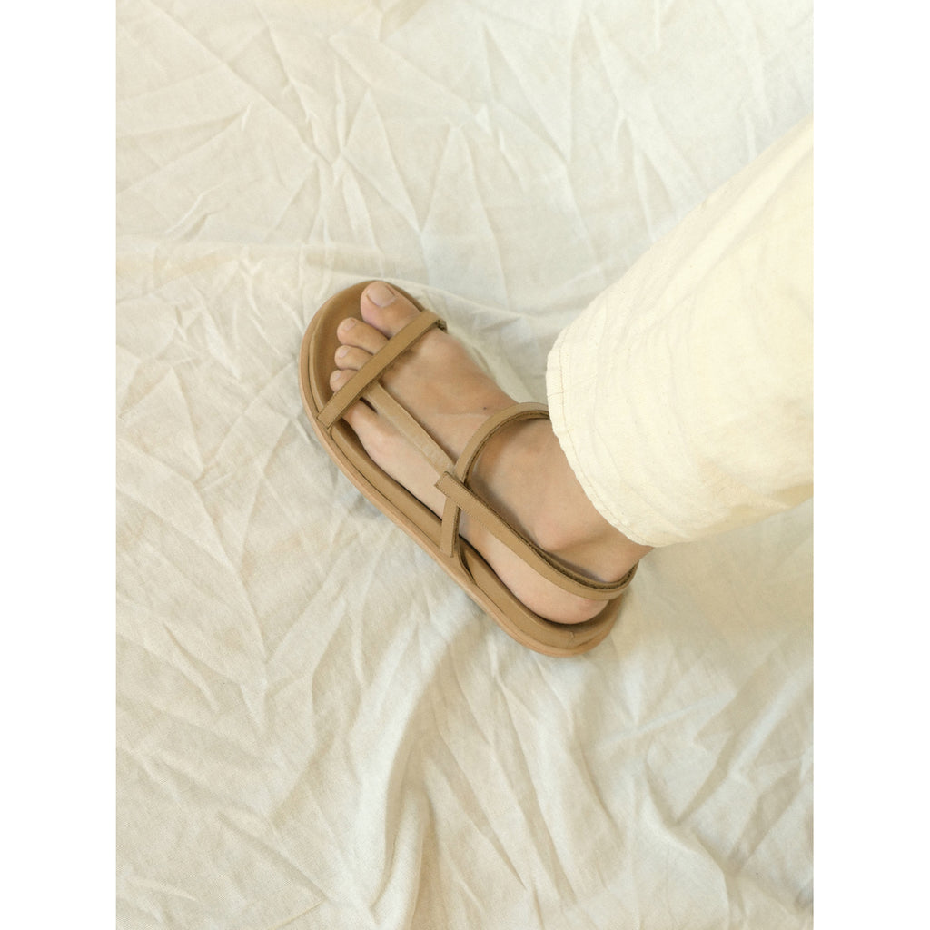 isabel sandal in camel