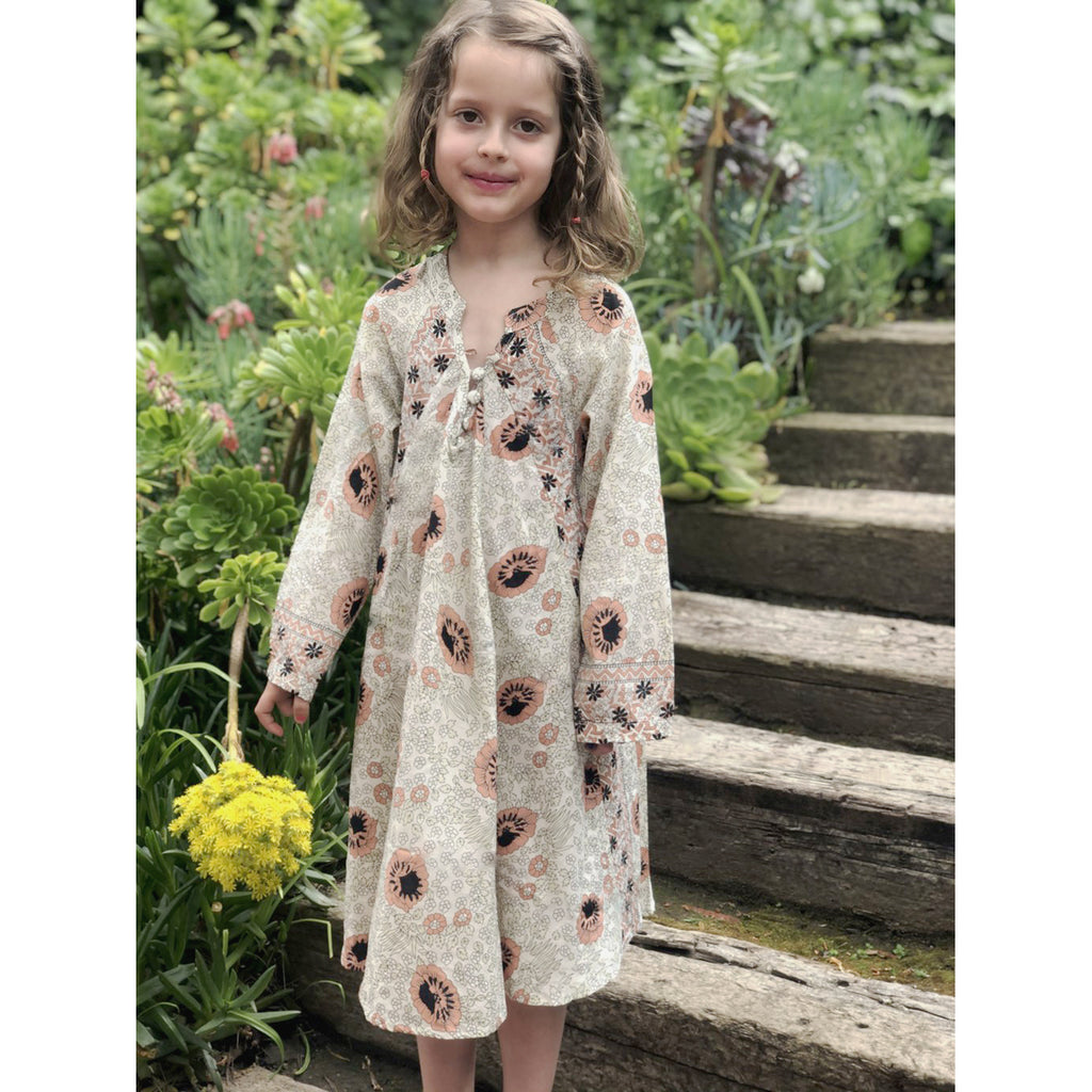 kid's fiore dress, multiple colors
