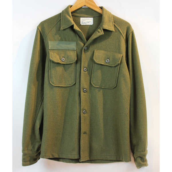 Wool Army Jacket