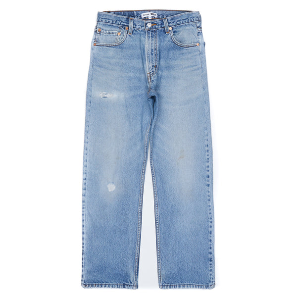Re/Done The High Rise Loose Jean