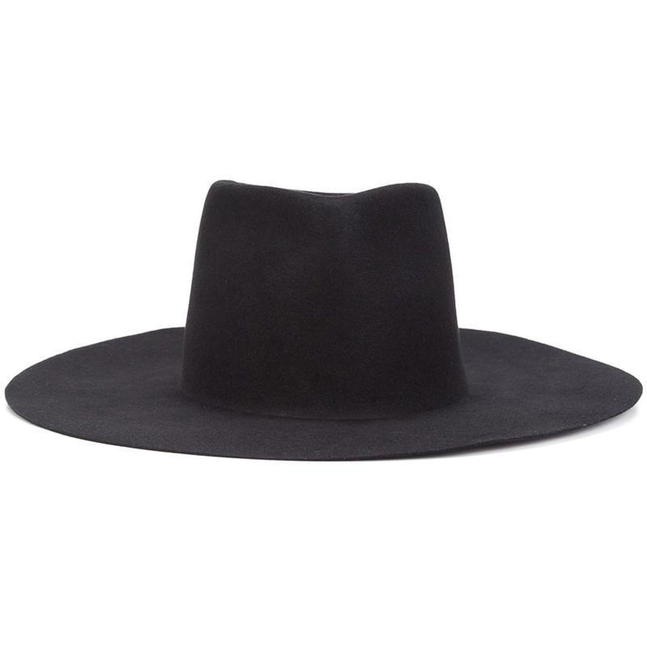 Reinhard Plank Nana Hat in Black