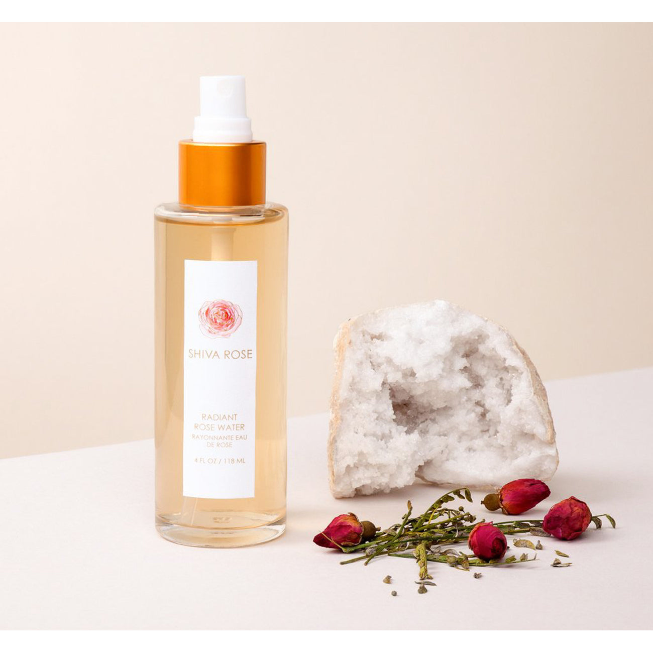 Shiva Rose Radient Rose Water