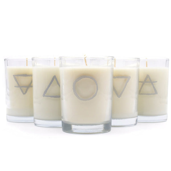 The Wild Unknown Five Elements Candle: Spirit