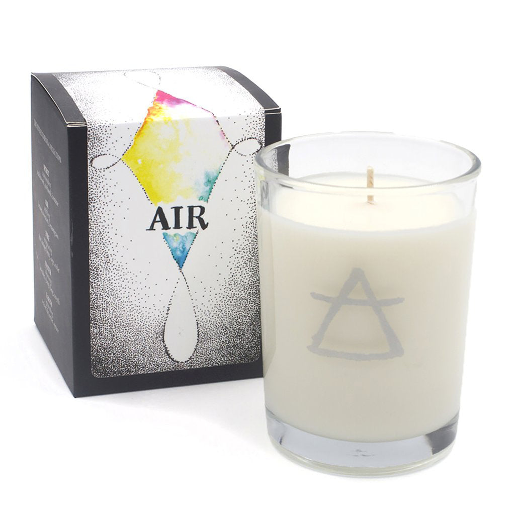 five elements candle: air