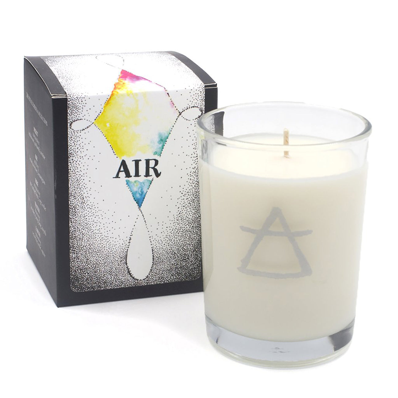 The Wild Unknown Five Elements Candle: Air