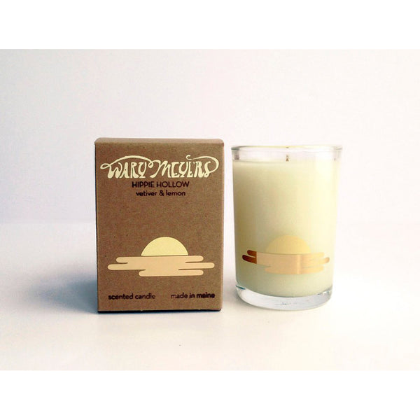 Wary Meyers Hippie Hollow Candle