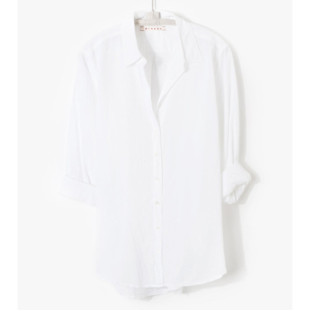 Xirena Beau Shirt in White