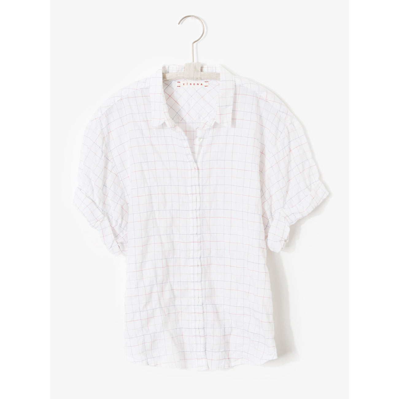 Xirena Chance Shirt in White Sail