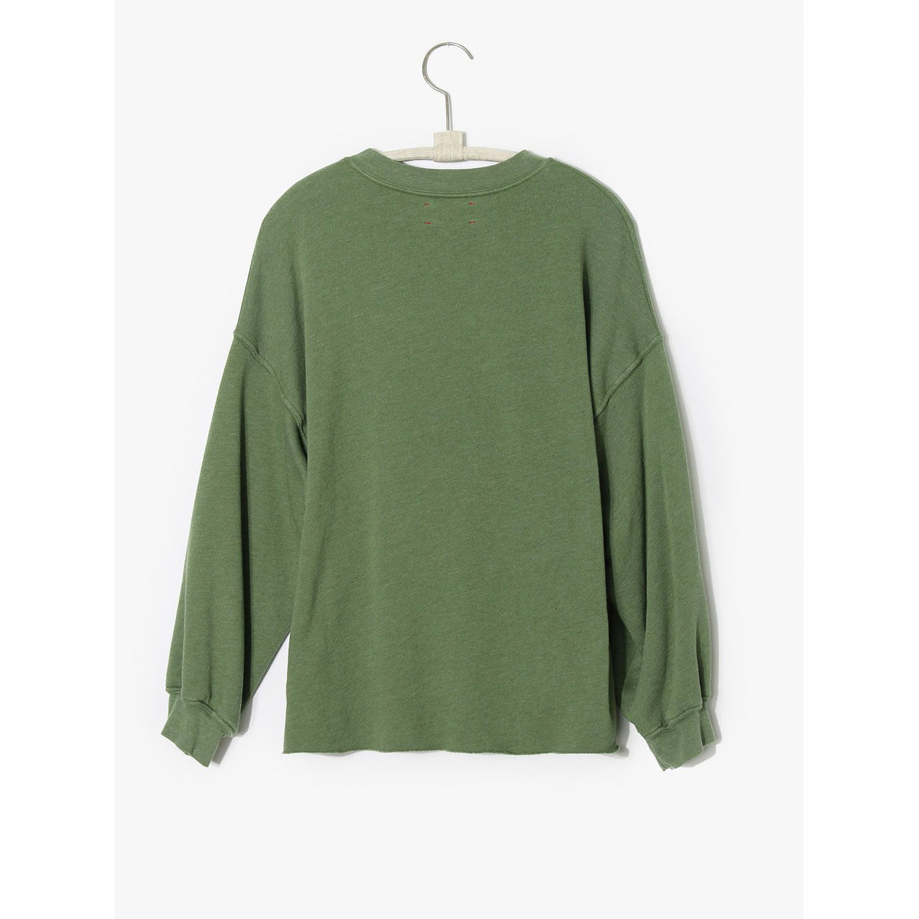honor sweatshirt in palm shade