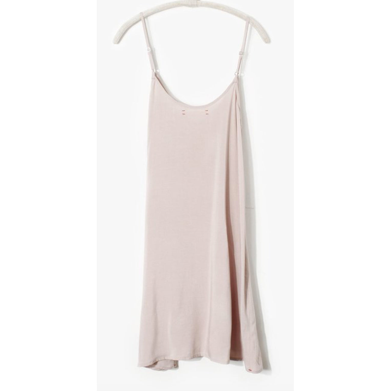 Xirena Linden Slip Dress in Nude