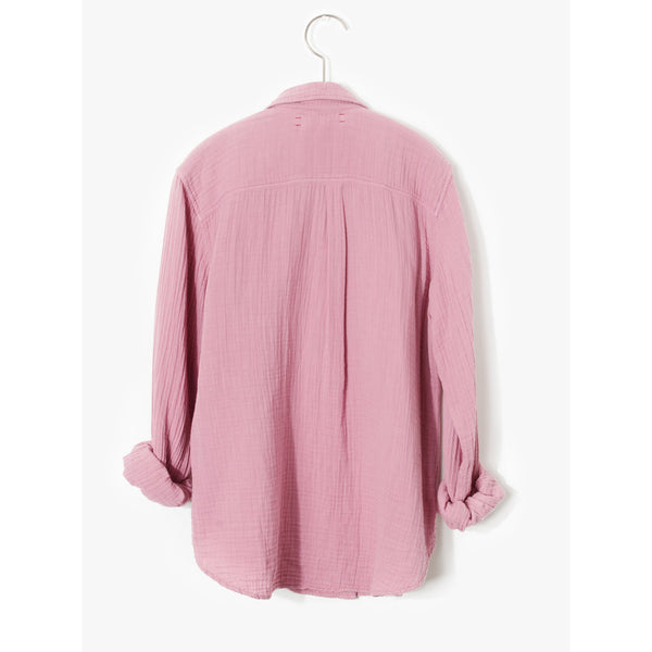 Xirena Scout Shirt in Faded Rose