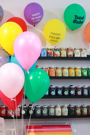 Order balloons online and pickup in store!