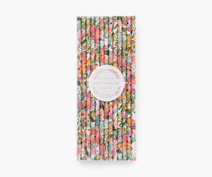 Rifle Paper- Garden Party Straws