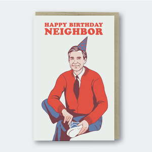 Happy Birthday Neighbor